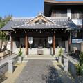 崇禅寺(大阪市東淀川区)廟所