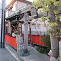 Photos: 今福古戦場/三郷橋稲荷神社(城東区)