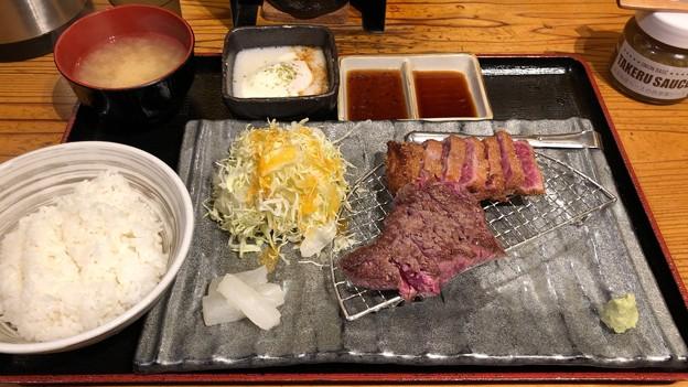 牛カツのタケル 日本橋店(浪速区)