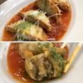 地中海のトマトスープ麺 トマトの花 イオンレイクタウンkaze店(埼玉県越谷市)