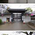 大坂城(大阪府大阪市中央区)西の丸仕切門
