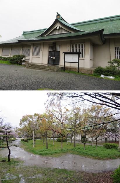 Photos: 大坂城(大阪府大阪市中央区)西大番頭小屋跡