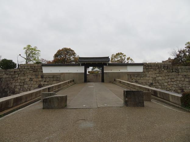 大坂城(大阪府大阪市中央区)桜門