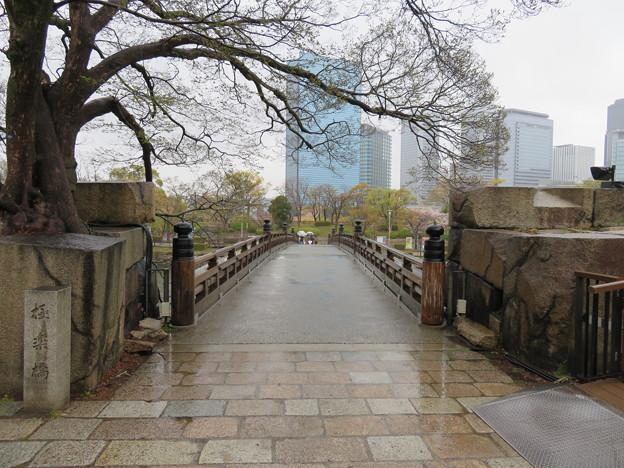 大坂城(大阪府大阪市中央区)極楽橋