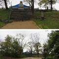 大坂城(大阪府大阪市中央区)伏見櫓跡