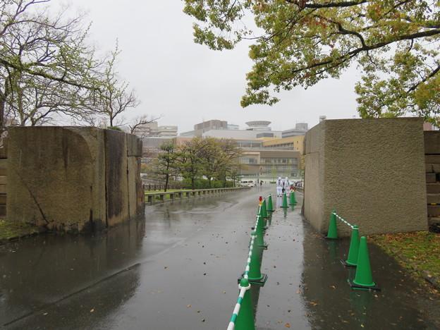 大坂城(大阪府大阪市中央区)京橋口門