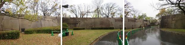 大坂城(大阪府大阪市中央区)京橋口門桝形
