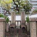 専念寺(大阪市中央区)北条氏規・氏盛墓