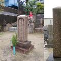 専念寺(大阪市中央区)藤井松平忠厚墓