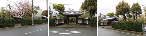 天王寺砦跡(大阪市天王寺区)