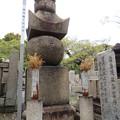 一心寺(大阪市天王寺区)徳川仙千代墓