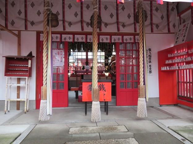 阿部野神社(大阪市阿倍野区)旗上稲荷社