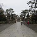 Photos: 住吉大社(大阪市住吉区)西鳥居