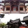 Photos: 住吉大社(大阪市住吉区)第三宮
