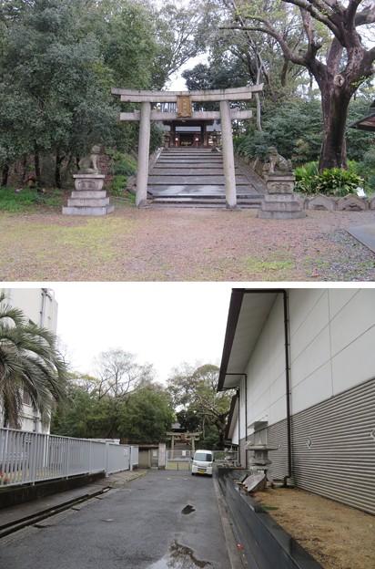 住吉大社(大阪市住吉区)大海神社