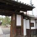 Photos: 聖衆来迎寺表門(大津市比叡辻)坂本城移築城門