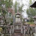 聖衆来迎寺(大津市比叡辻)森可成公墓