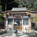 泰叡山瀧泉寺 目黒不動尊(目黒区)地蔵堂