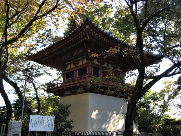 泰叡山瀧泉寺 目黒不動尊(目黒区)鐘楼堂