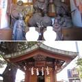 Photos: 葛西神社(葛飾区)福神殿