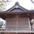 Photos: 葛西神社(葛飾区)神楽殿