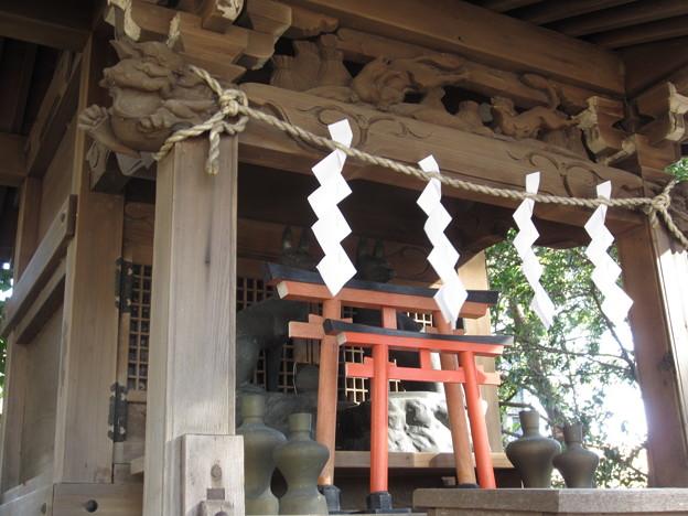 葛西神社(葛飾区)豊受大神