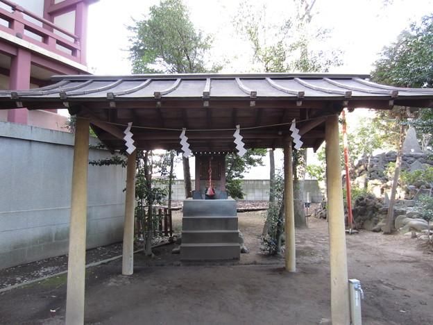 葛西神社(葛飾区)お祓い所
