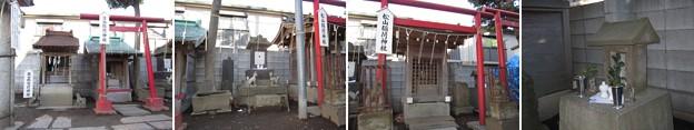 亀有香取神社(葛飾区)摂末社