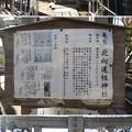 Photos: 亀有香取神社(葛飾区)北向道祖神