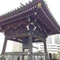 観音寺(葛飾区青戸)鐘楼