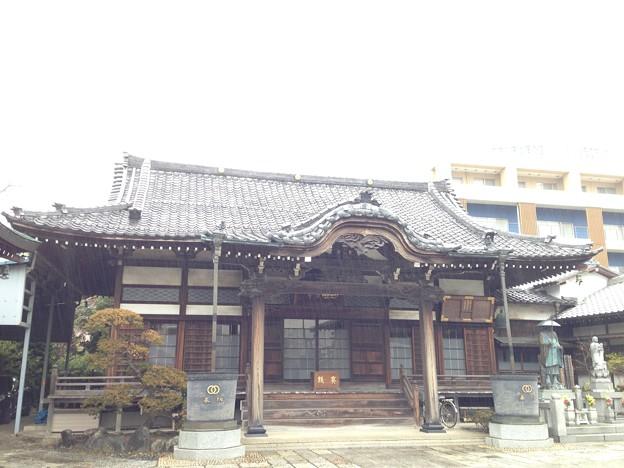 観音寺(葛飾区青戸)本堂