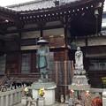 Photos: 観音寺(葛飾区青戸)弘法大師像・水子地蔵尊