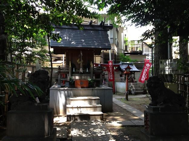 高円寺氷川神社(杉並区)気象神社