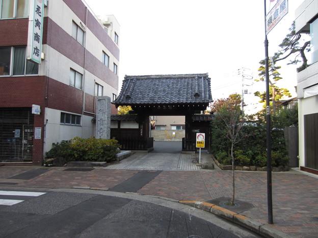 祥雲寺(渋谷区広尾5丁目)山門