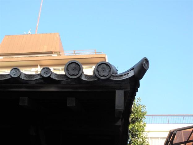 Photos: 東江寺(渋谷区広尾)山門