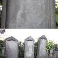Photos: 祥雲寺(広尾5丁目)親良系(秀政系)堀家墓所