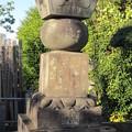 Photos: 祥雲寺(広尾5丁目)越前松平近栄墓
