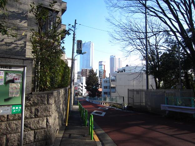 堀田相模守屋敷(広尾4丁目)