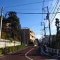 Photos: 前方、戸沢上総介屋敷(広尾2丁目)