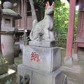 渋谷氷川神社 (渋谷区東)稲荷神社