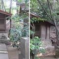 渋谷氷川神社 (渋谷区東)八幡神社・秋葉神社