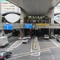 Photos: 渋谷駅東口交差点歩道橋より(渋谷2丁目)西。玉川通り・3号渋谷線