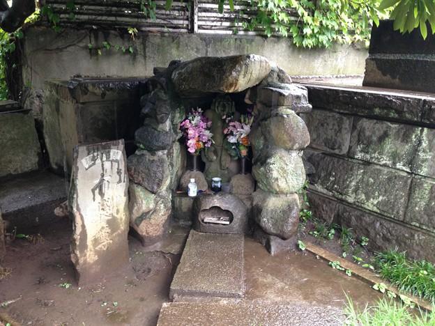 仙寿院(千駄ヶ谷2丁目)布袋尊