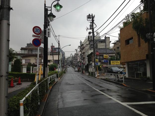 山道?(千駄ヶ谷2丁目)