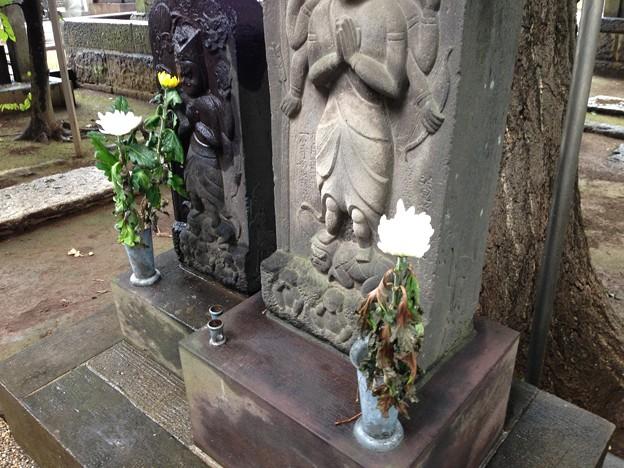 瑞円寺(千駄ヶ谷2丁目)庚申塔