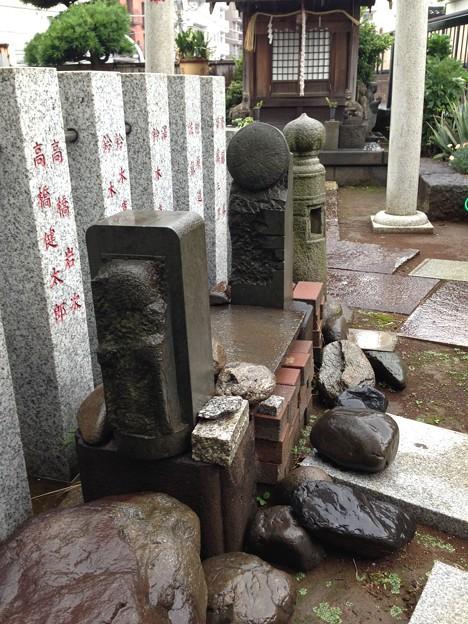 Photos: 榎稲荷神社(千駄ヶ谷2丁目)