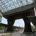 Photos: 金沢駅 鼓門(石川県)