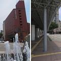 Photos: 金沢駅前中央交差点(石川県)