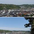 宝円寺(金沢市)より北西