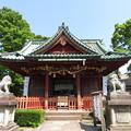 尾崎神社(金沢市)拝殿・幣殿